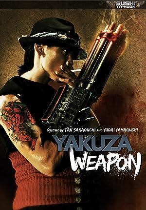 Where to stream Yakuza Weapon