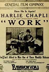 Work (1915) Poster - Movie Forum, Cast, Reviews