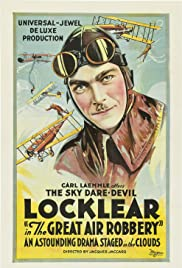 The Great Air Robbery Poster
