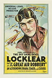 HD online movie downloads The Great Air Robbery [Bluray]