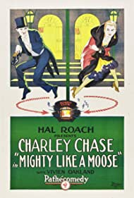 Charley Chase and Vivien Oakland in Mighty Like a Moose (1926)
