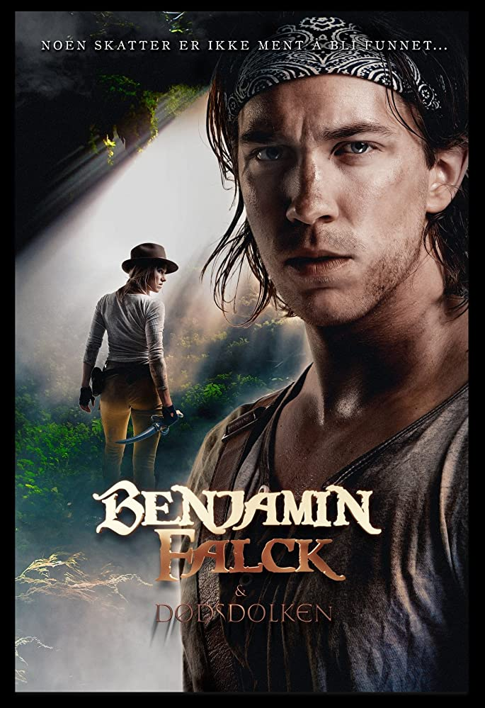 Benjamin Falck And The Ghost Dagger (2019) Unofficial Hindi Dubbed 720p HDRip Esubs DL