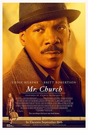 Mr. Church poster