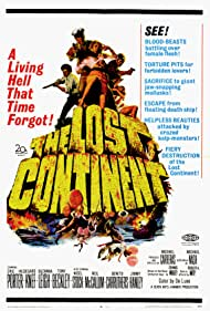 The Lost Continent (1968) Poster - Movie Forum, Cast, Reviews