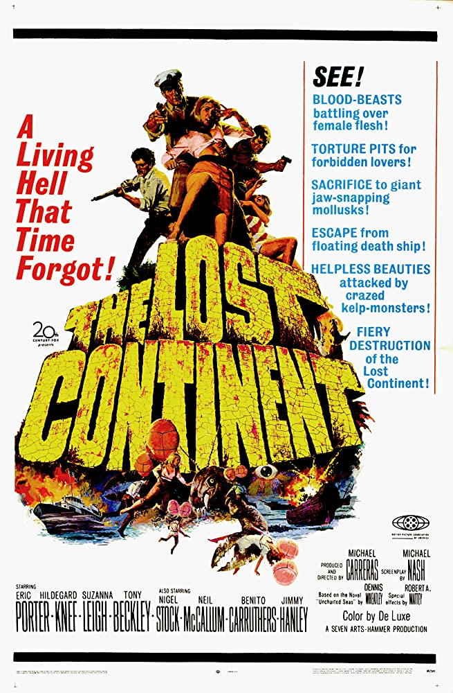 The Lost Continent (1968)