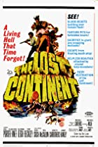 The Lost Continent (1968) Poster
