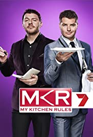 My Kitchen Rules Poster