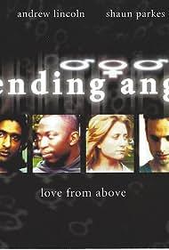Susannah Harker, Shaun Parkes, and Andrew Rajan in Offending Angels (2000)