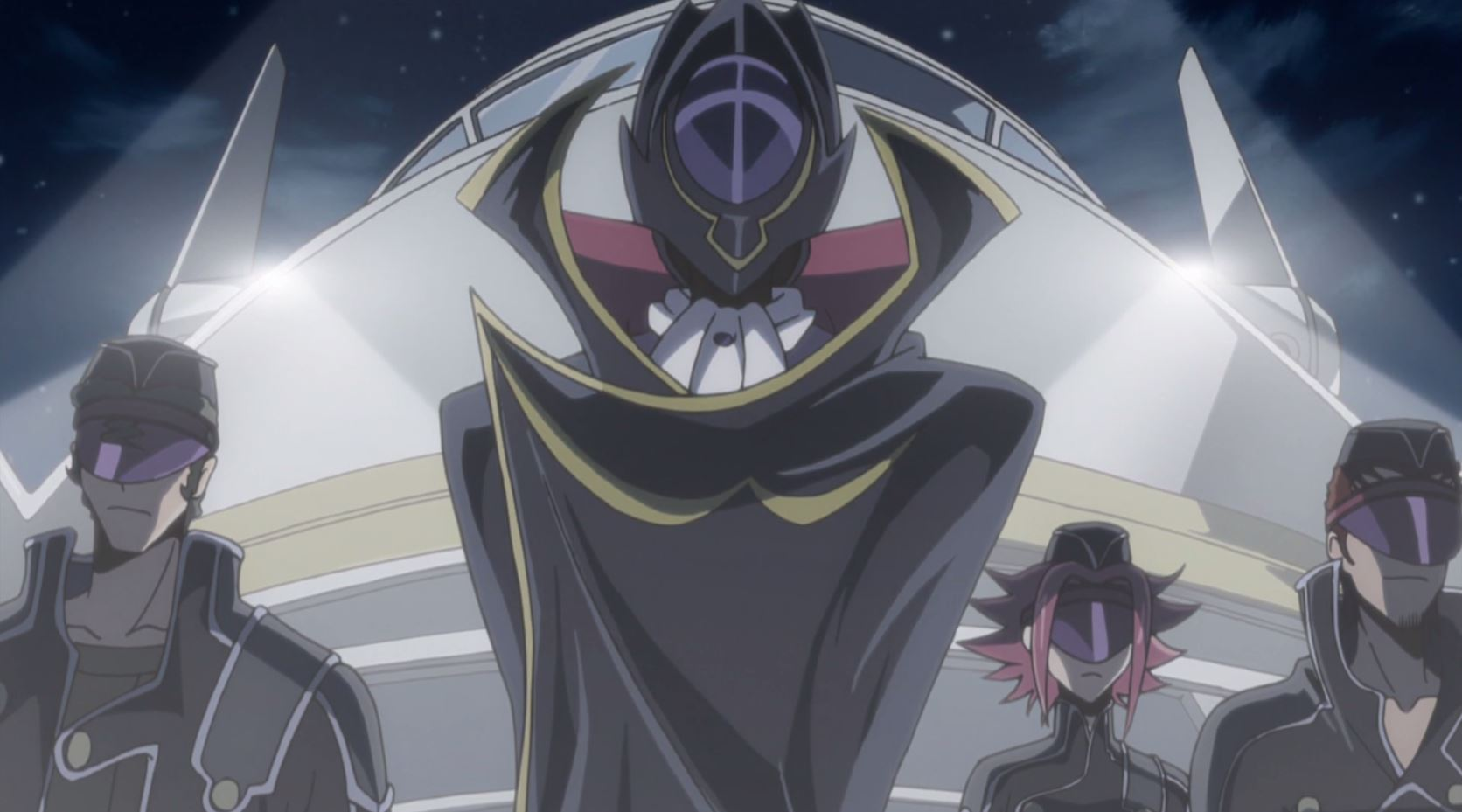 Code Geass: Lelouch of the Rebellion: Episodi 8