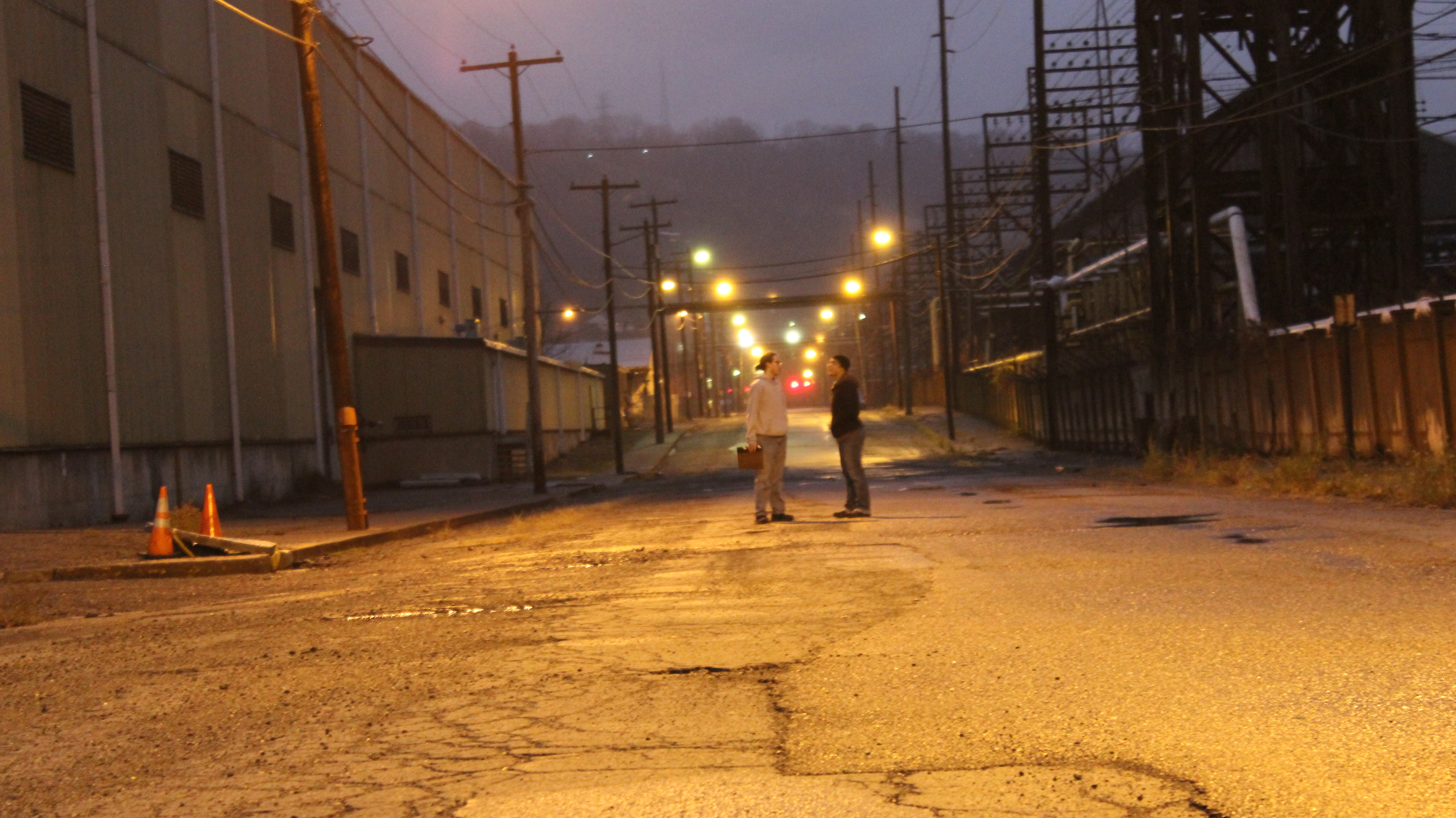 Hank Meldrum and Anthony Soliz-Rocha in Breakthrough (2017)