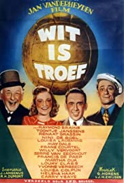 Wit is troef Poster