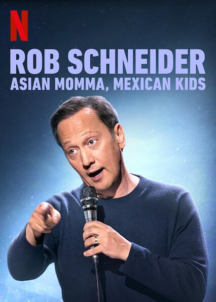 Watch Rob Schneider: Asian Momma, Mexican Kids free soap2day