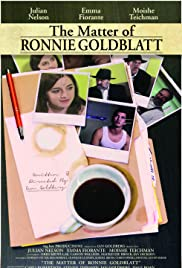 The Matter of Ronnie Goldblatt
