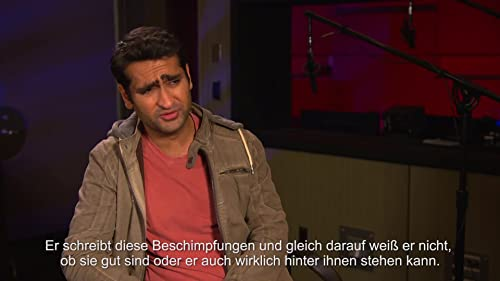 Middle Earth: Shadow Of War: Comic-Con 2017 Kumail Interview (German Subtitled)