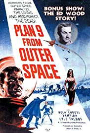 Plan 9 from Outer Space (1959) 720p