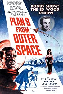 Plan 9 from Outer Space Edward D. Wood Jr.