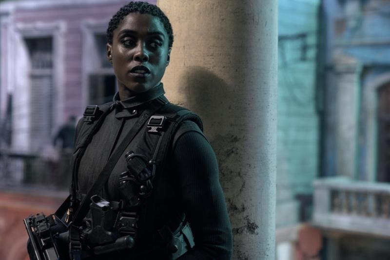 Lashana Lynch in No Time to Die (2021)