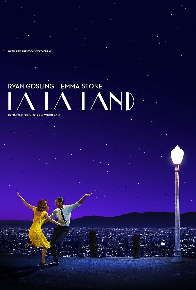 Poster film La La Land (2016)
