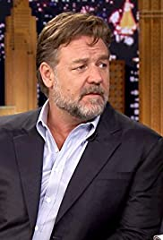 """""""The Tonight Show Starring Jimmy Fallon"""" Russell Crowe ..."""