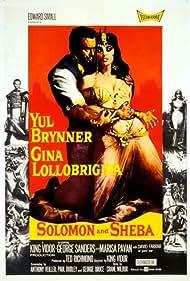Solomon and Sheba (1959) Poster - Movie Forum, Cast, Reviews
