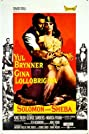 Solomon and Sheba (1959) Poster