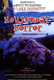 Houseboat Horror(1989) Poster - Movie Forum, Cast, Reviews