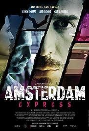 Amsterdam Express Poster