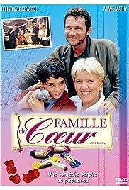 Famille de Coeur Poster