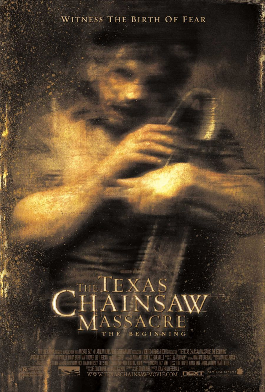 Image result for the texas chainsaw massacre 2003 poster