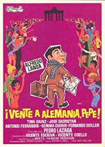 Vente a Alemania, Pepe by Manuel Summers