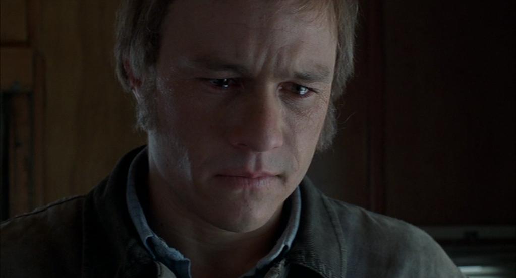 Heath Ledger in Brokeback Mountain (2005)