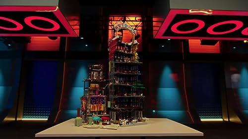 Lego Masters: Mark & Boone's Final Build: Artopia