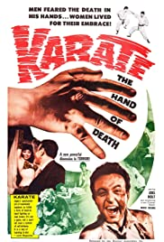 Karate, the Hand of Death Poster