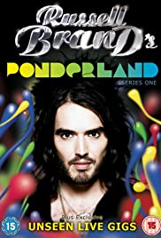 Russell Brand's Ponderland Poster
