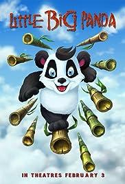 Little Big Panda Poster