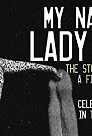 My Name is Lady Gaga Poster