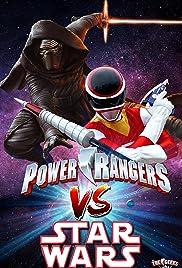 Star Wars vs. Power Rangers Poster