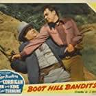 John 'Dusty' King and John Merton in Boot Hill Bandits (1942)