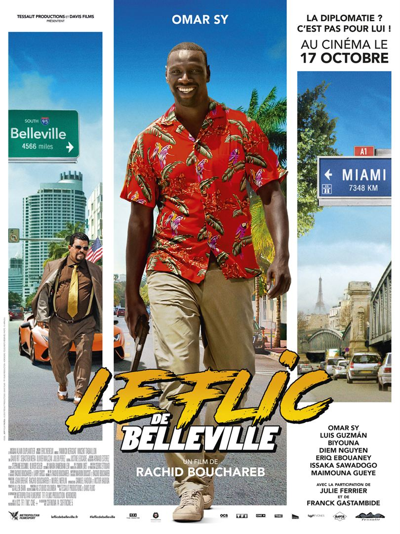 Belleville Cop 2018 Online Subtitrat In Romana