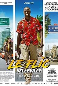 Luis Guzmán and Omar Sy in Le flic de Belleville (2018)