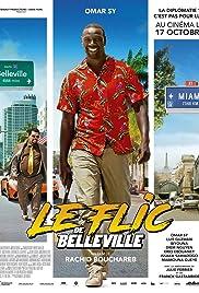 Le Flic de Belleville Poster