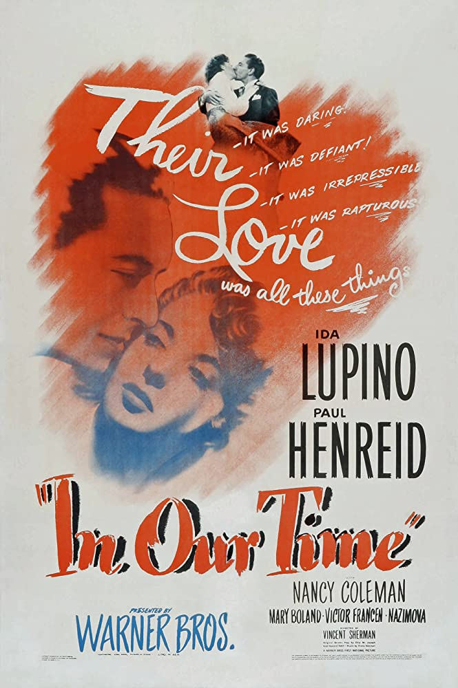 Paul Henreid and Ida Lupino in In Our Time (1944)