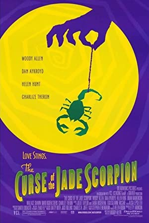 The Curse of the Jade Scorpion Poster Image