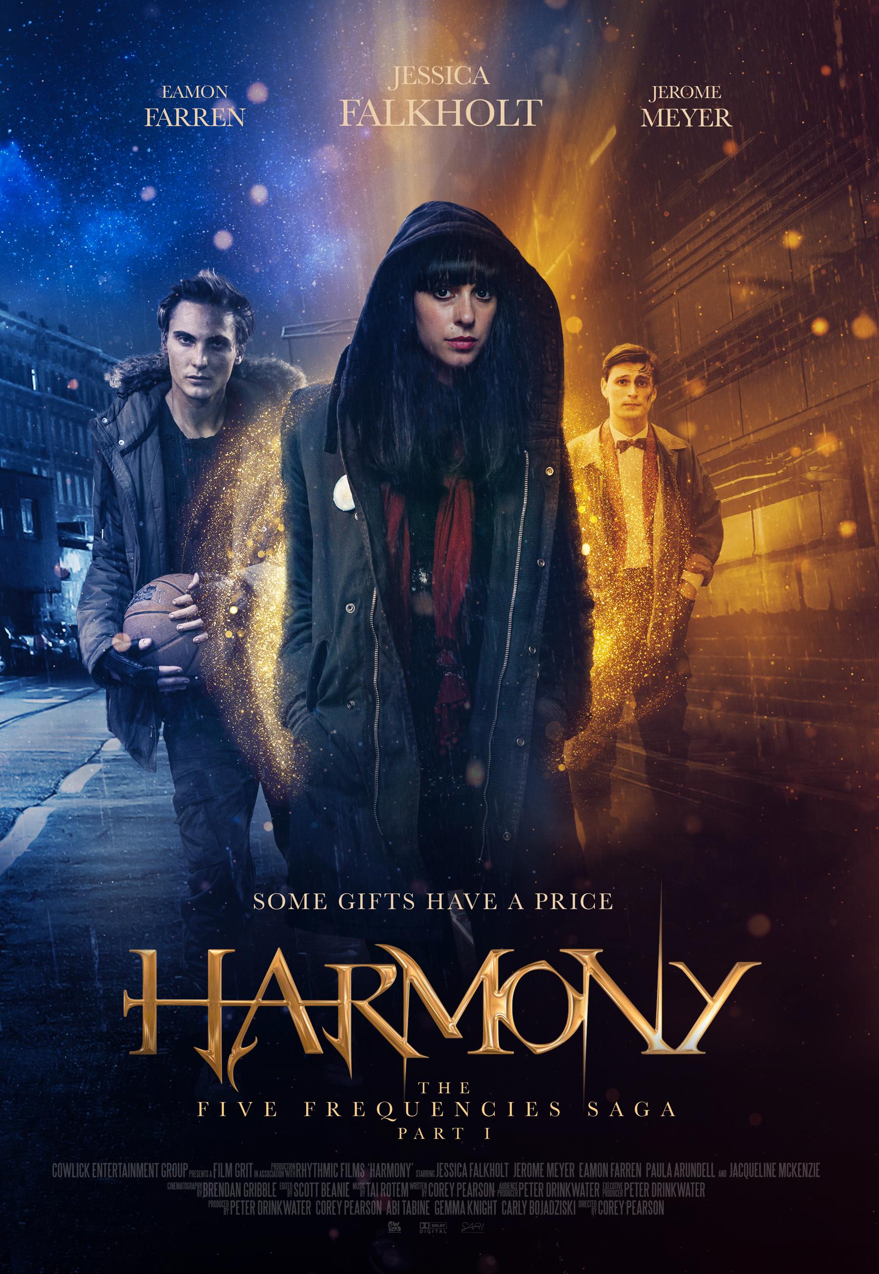 Harmony (2018) WEBRip 720p