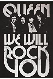 Queen: We Will Rock You Poster