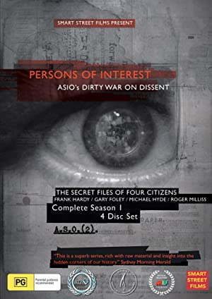 Where to stream Persons of Interest