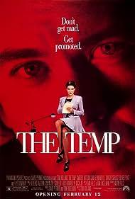 Timothy Hutton and Lara Flynn Boyle in The Temp (1993)