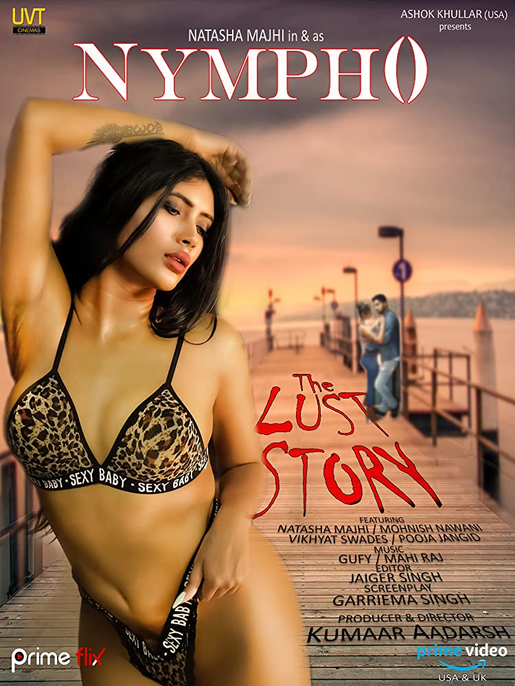 Nympho: The Lust Story 2020 Hindi Complete Primeflix Web Series 350MB HDRip Download