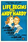 Life Begins for Andy Hardy (1941) Poster