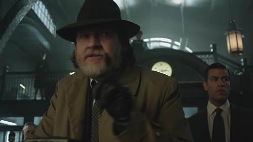 Gotham: Harvey Riles Up The Gcpd